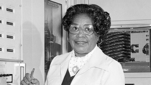 PHOTO: Mary Winston Jackson, professional aerospace engineer and leader in ensuring equal opportunities for future generations, is seen in this undated photo. (NASA)