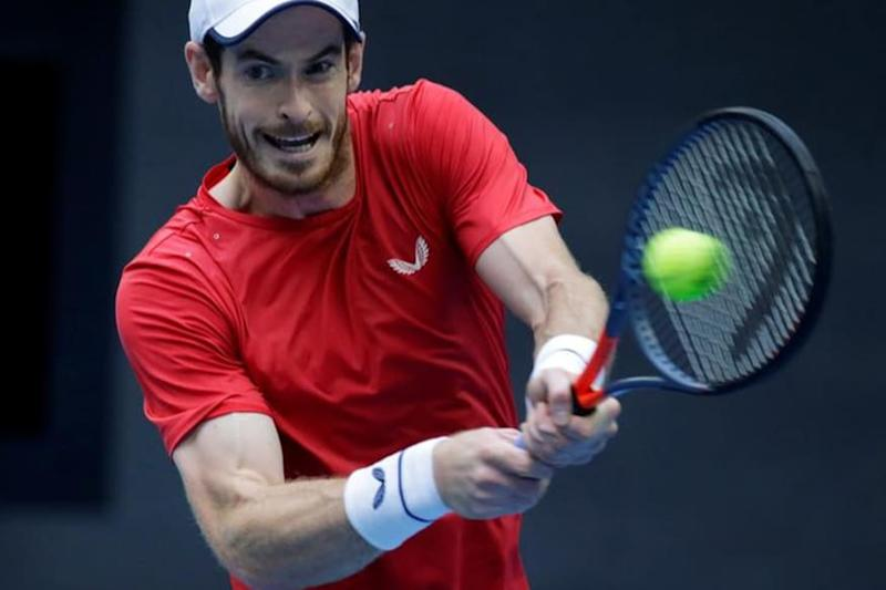 Andy Murray on Right Track Despite Defeat to Dan Evans in Semi-final of 'Battle of The Brits'