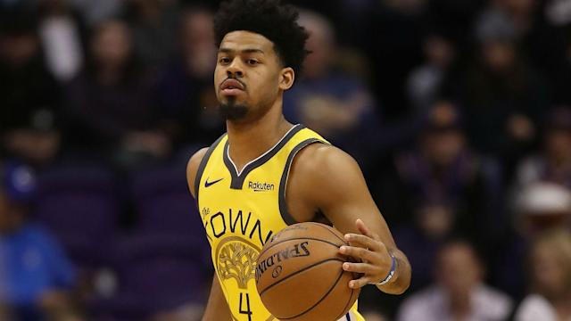 After swapping the Golden State Warriors for the Los Angeles Lakers, Quinn Cook discussed what is ahead of the famous NBA franchise.