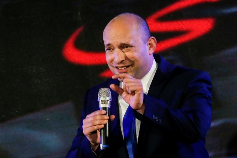Naftali Bennett, leader of the right-wing religious Yamina party, could offer Lapid a small chance of forming a government to oust Benjamin Netanyahu