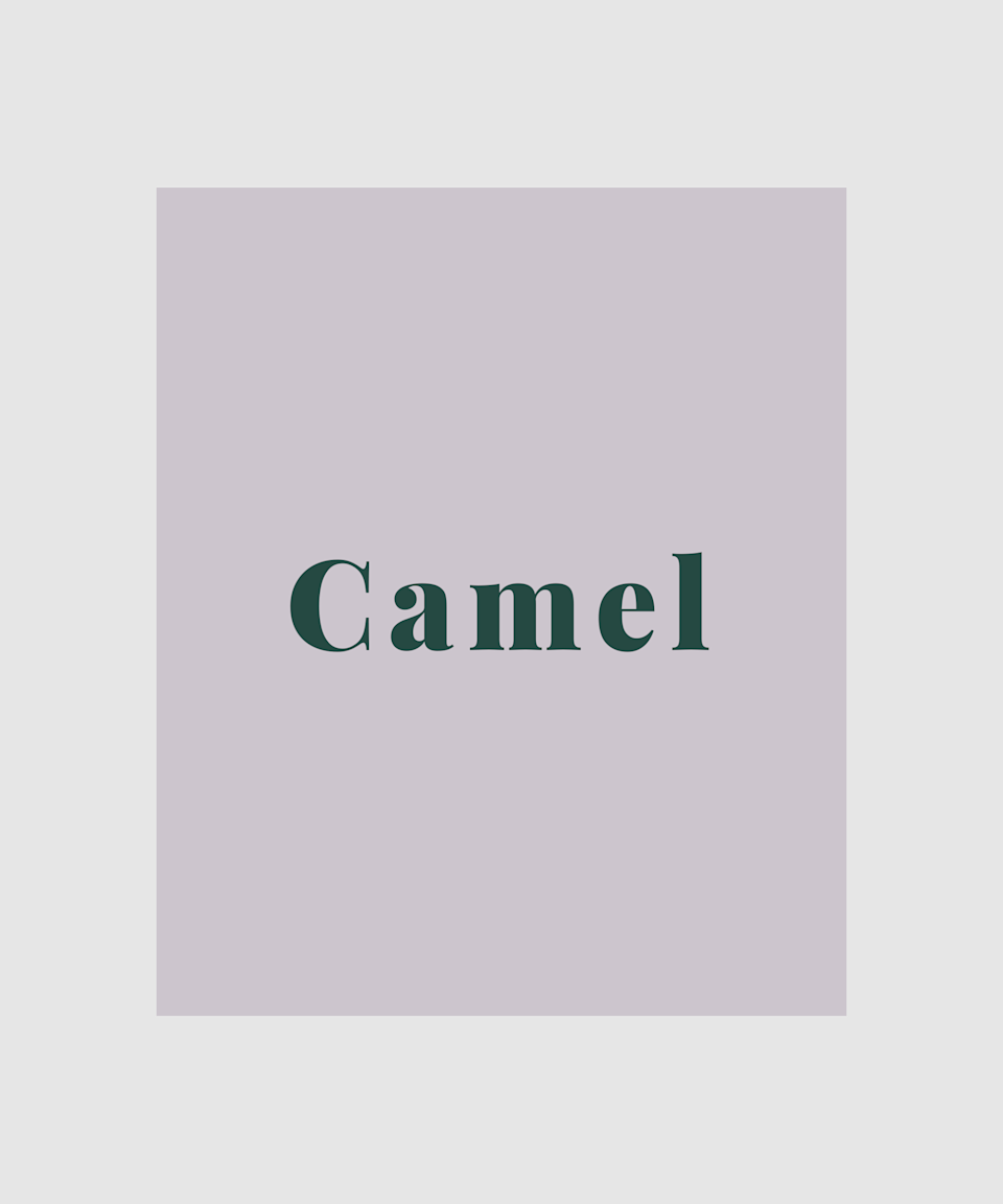 """<strong>Camel</strong><br><br>There's no doubt about it, camel coats are an autumn staple. Whether oversized and vintage or belted and fitted, camel outerwear is a classic look for the colder months. Matching just as well with <a href=""""https://www.refinery29.com/en-gb/tights-trends-2020"""" rel=""""nofollow noopener"""" target=""""_blank"""" data-ylk=""""slk:tights"""" class=""""link rapid-noclick-resp"""">tights</a> and <a href=""""https://www.refinery29.com/en-gb/loafers-socks-styling-trend"""" rel=""""nofollow noopener"""" target=""""_blank"""" data-ylk=""""slk:loafers"""" class=""""link rapid-noclick-resp"""">loafers</a> as it does with jeans and <a href=""""https://www.refinery29.com/en-gb/best-womens-ankle-boots"""" rel=""""nofollow noopener"""" target=""""_blank"""" data-ylk=""""slk:chunky boots"""" class=""""link rapid-noclick-resp"""">chunky boots</a>, a wool camel coat is the perfect answer to autumn's chilly weather."""