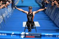 """<p>Did you know that viewing figures during Rio 2016 were higher for the Paralympics than the Olympics? But watching the Paralympics is about more than just seeing some of the best athletes in the world competing at the highest level – although, you'll definitely get to do that. No, watch the Paralympics and you'll also see success in the face of adversity. </p><p>""""As someone who has trained both Olympians and Paralympians, I can honestly say there's no difference in the level of skill, commitment and competition,"""" says Ben Clark, former Paralympic hopeful and founder of <a href=""""https://adapttoperform.co.uk/"""" rel=""""nofollow noopener"""" target=""""_blank"""" data-ylk=""""slk:Adapt to Perform"""" class=""""link rapid-noclick-resp"""">Adapt to Perform</a>. """"But the journeys they have made, just to get to the starting line, are achievements in and of themselves.""""</p><p>Ready for the opening ceremony? We feel you, but so you can recognise some of the athletes on the starting line, here's a guide to a few of the star performers we're most looking forward to seeing at this summer's Games.</p>"""