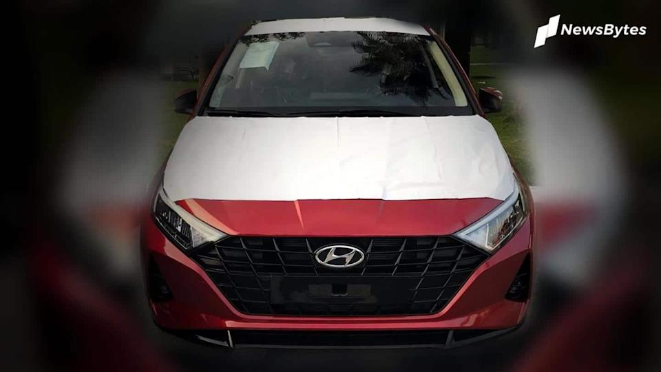 #NewsBytesExclusive: Design and features of 2020 Hyundai i20 hatchback confirmed