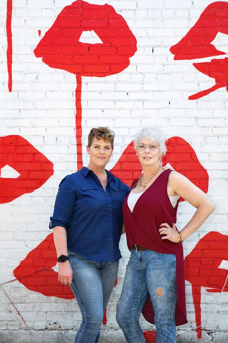"""""""It is an uphill battle to try to change the minds of legislators in Tennessee,"""" Carla told Proud. """"The best way to invite change is to try to change the hearts and minds of people in the state. The only way I know how to do that is by meeting people and telling your story."""""""