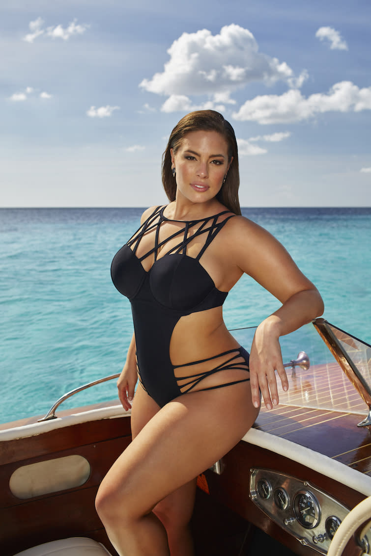 d3e9445eebc Ashley Graham's New Swimsuit Line Offers an Empowering Message To All Women