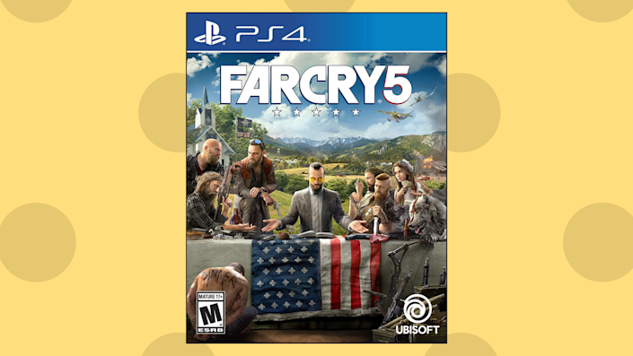 An organization called Eden's Gate. A place called Hope County. A leader called Joseph Seed. Be very afraid. (Photo: Walmart)