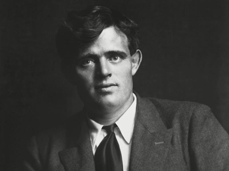 Author Jack London wanted to appeal to two types of book buyer – he called them 'the superficial and the deeper reader' – with a graphic style of fiction: Rex