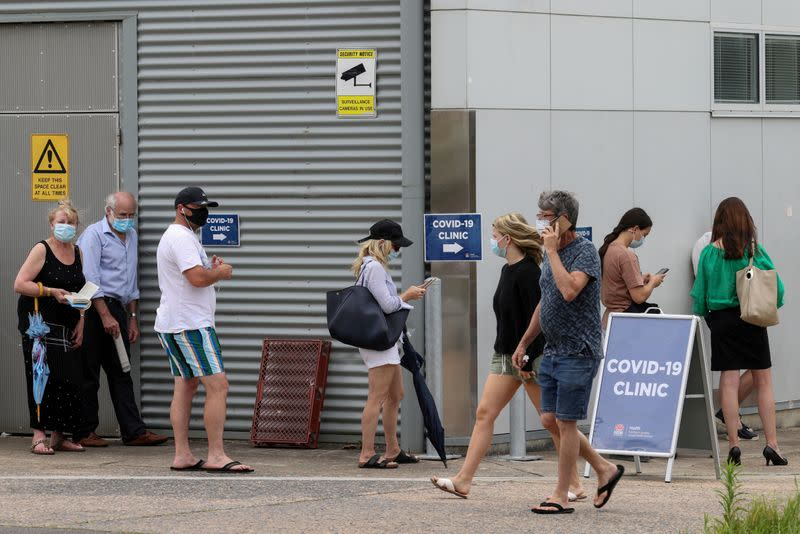 Perth in lockdown, ending Australia's two-week run without ...