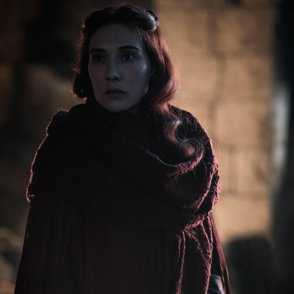Not even Melisandre brought enough light to keep fans happy
