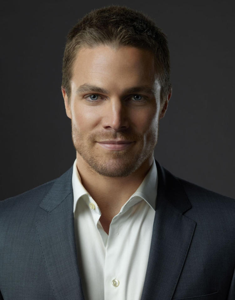 "Stephen Amell as Oliver Queen in ""Arrow"" on The CW."