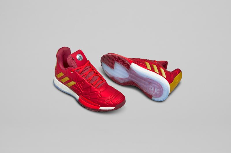 Marvel's Iron Man | Harden Vol 3 — Adidas/UNRUHJONES
