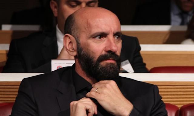 Roma's sporting director, Monchi, is adamant the club had no choice other than to sell Mohamed Salah last summer.