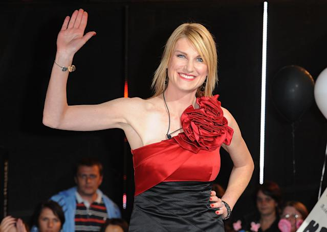 Sally Bercow appeared on 'Celebrity Big Brother' in 2011. (Getty Images)