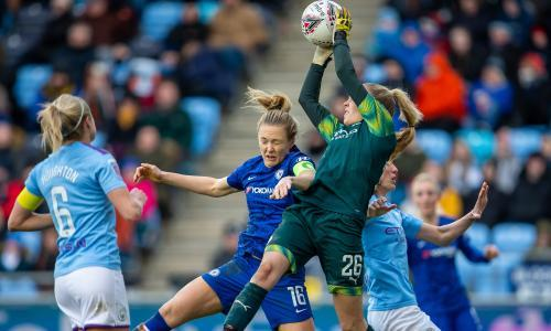 WSL and Women's Championship end with immediate effect