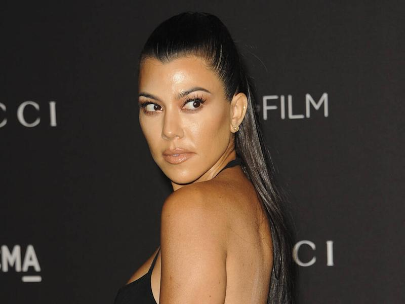 Kourtney Kardashian attends therapy sessions to curb anxiety