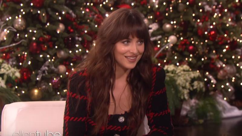 Here's the Reason Why Ellen DeGeneres Skipped Dakota Johnson's Birthday Party