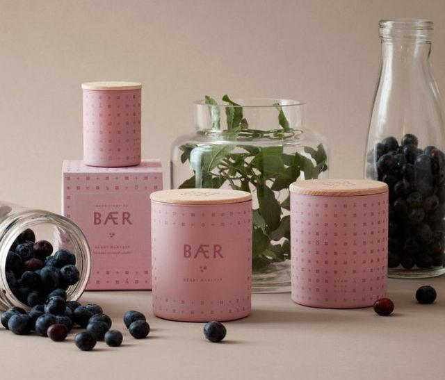 "<p><a rel=""nofollow"" href=""http://skandinavisk-usa.com/collections/scented-candles/products/baer-scented-candles-berry""><u>Bær Scented Candle (Berry)</u></a>, $48.<span></span></p>"