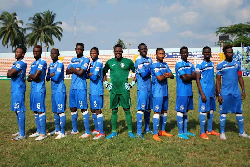 Enyimba depart for Rayon Sports on Friday