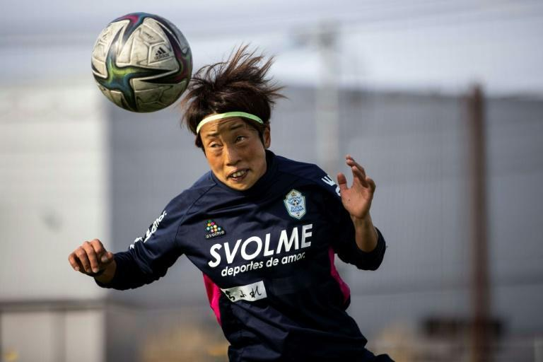 Emi Yamamoto spent several years at teams in Italy and the US, and says many others have done the same because they could not go pro in Japan