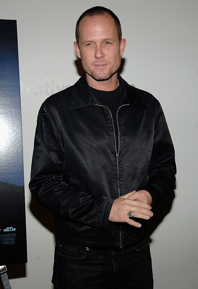 """<a href=""""http://movies.yahoo.com/movie/contributor/1800414240"""">Dean Winters</a> at the New York premiere of <a href=""""http://movies.yahoo.com/movie/1809739709/info"""">What Just Happened</a> - 10/01/2008"""