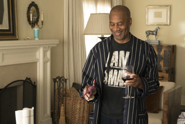 Joe Morton as Rowan (Photo: Eric McCandless/ABC)