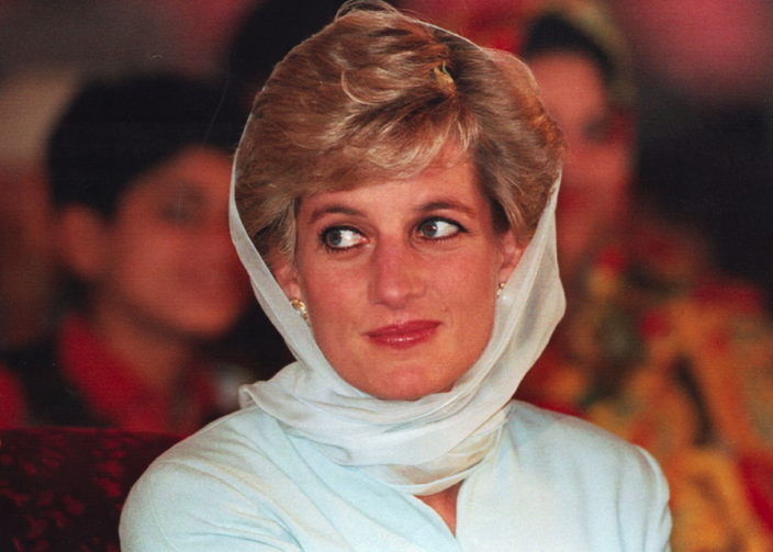 The 20th anniversary of Princess Diana's death is at the end of this month (Picture: Rex)