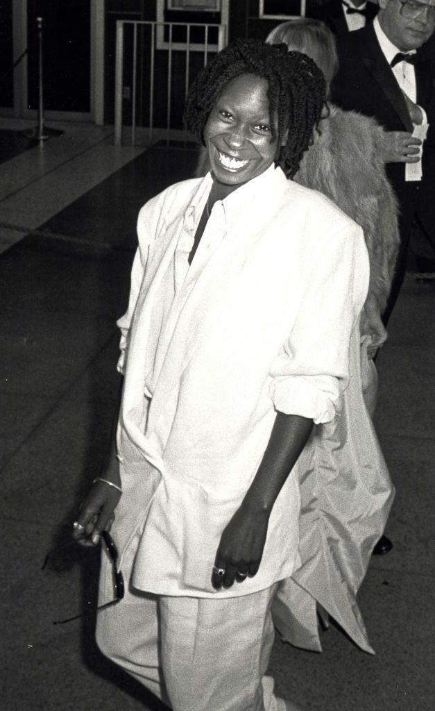 <p>The actor received her first nomination in 1985 for her role as Celie in The Colour Purple.</p>
