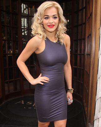 Rita Ora Denies Drake Romance: 'We're Just Good Friends'