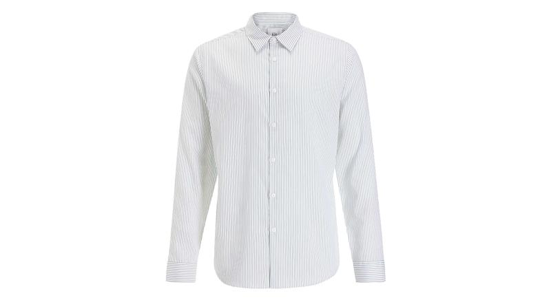 Kin Cotton Stripe Shirt