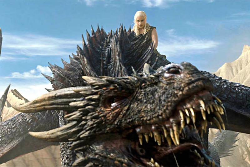 "The dragons are bigger this season. Okay, we say that every year. But this time, they are a lot bigger. For Game of Thrones season 7, which has Daenerys' trio of beasts headed to Westeros as part of the dragon queen's invading fleet, the creatures are more fearsome than ever before. ""The dragons this year […]"