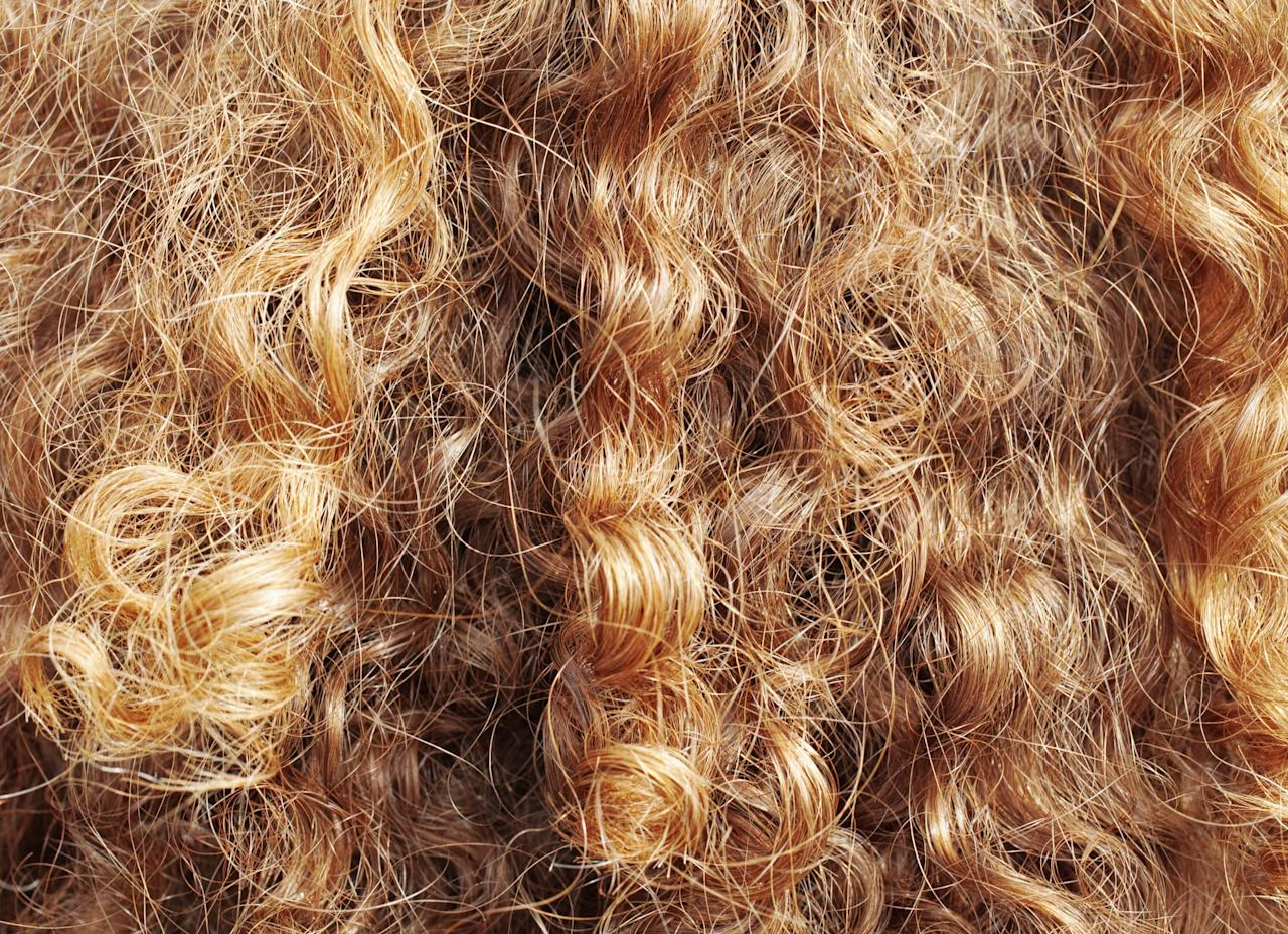 """<p>As previously mentioned, single-strand knots occur more commonly for people with curly hair since, in general, curly hair is more prone to tangling. """"It's the curly texture itself,"""" Sturdivant-Drew said. """"[The hair] is already like a spiral, so if you don't get through the hair with a comb or brush, it will eventually start to mat/tangle up, and that's when the knots begin. When curly hair starts to grow out, the hair wraps itself around the follicle, creating a knot.""""</p> <p>Additionally, fairy knots can also form when the hair sheds and gets stuck or wrapped around other strands while falling out.</p>"""
