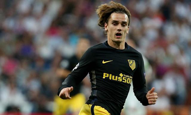 "<span class=""element-image__caption"">Antoine Griezmann is rumoured to have agreed a £280,000-per-week deal with Manchester United. </span> <span class=""element-image__credit"">Photograph: James Marsh/BPI/REX/Shutterstock</span>"