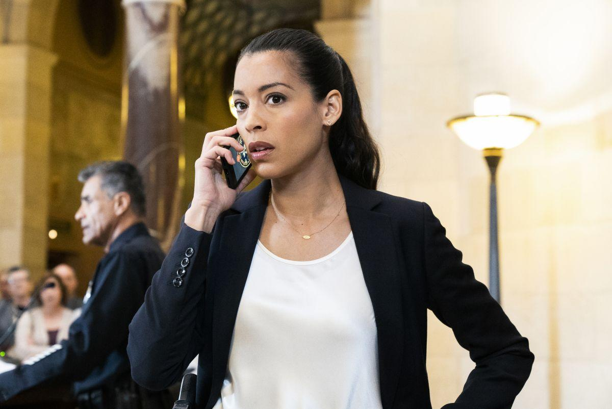 """<p>Jessica's fate seemed a little up in the air at the end of season 2. In the <a href=""""https://en.businesstimes.cn/articles/112260/20190518/swat-season-3-cast-changes-hinted-jessica-cortez.htm"""" target=""""_blank"""">finale</a>, she hinted that she was leaving for a short time to train with the FBI. But Stephanie's real-life <a href=""""https://twitter.com/SigmanStephanie/status/1130950211373752320"""" target=""""_blank"""">tweets</a> suggested """"something will explode"""" in the upcoming episodes, so we think she'll be back. But we're not convinced she's talking about a rekindled relationship with Hondo...</p>"""