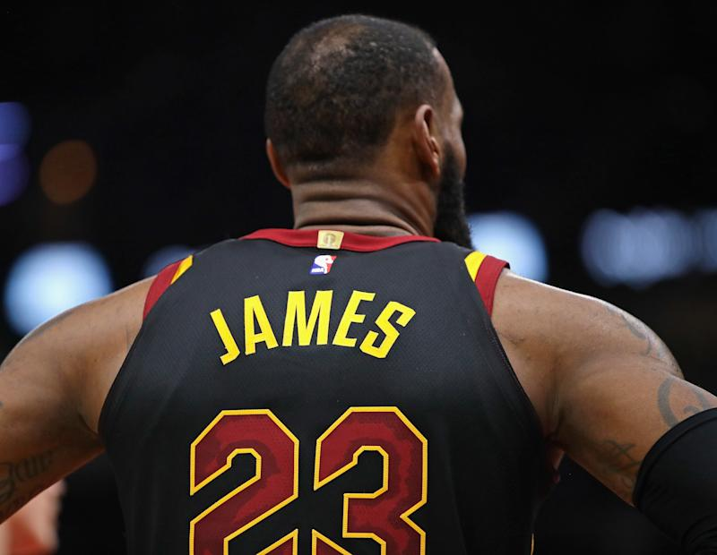 7f278222defd LeBron James To Houston  Rockets Are Potential Landing Spot for Cavs Star