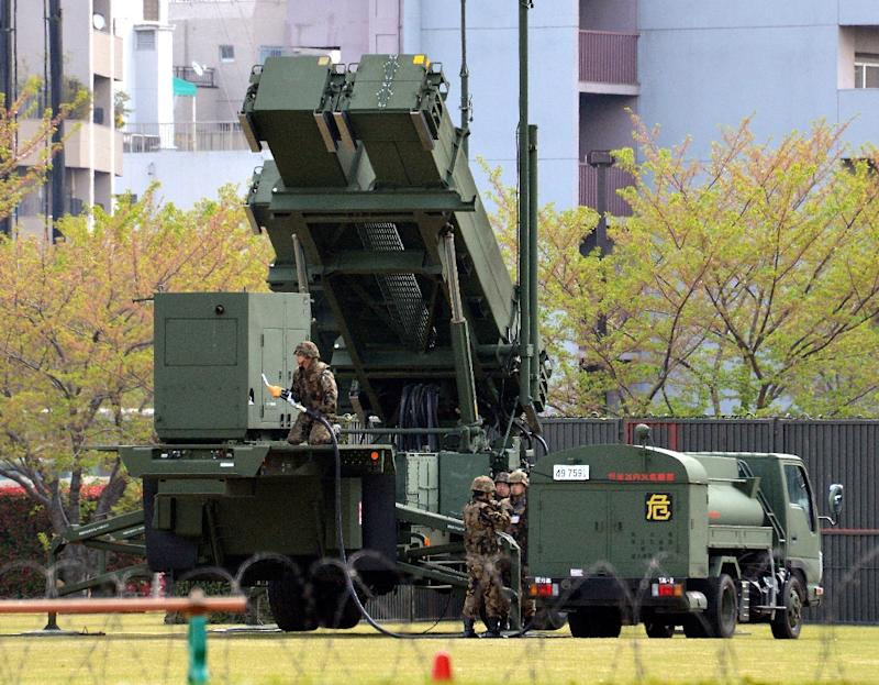 Taiwan acquired the Patriot Advanced Capability-3 (PAC-3) missile system as part of a $6.5 billion arms sale in 2008