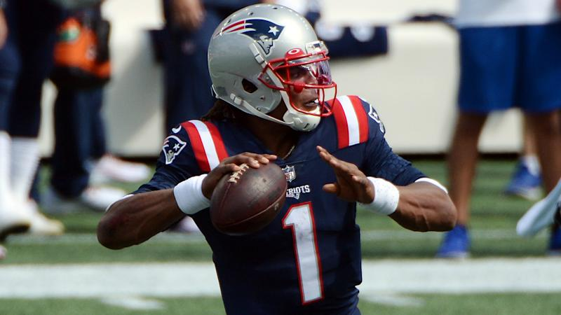 Newton embracing life in New England after leading new-look Patriots on debut
