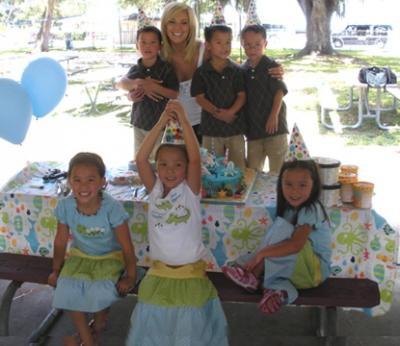 Kate Gosselin and the kids on 'Kate Plus 8'  -- TLC