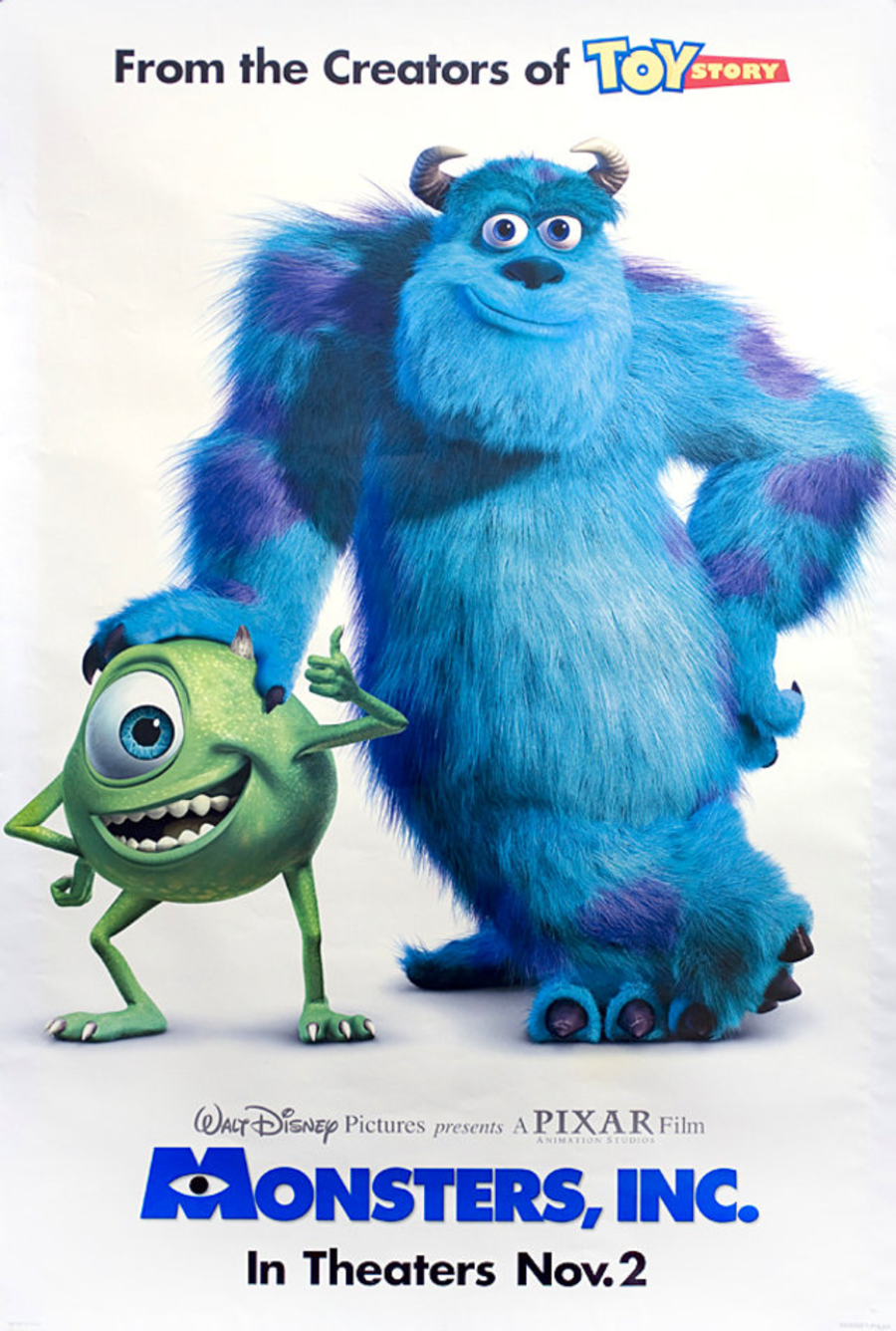 """<p>James P. Sullivan and his best friend, Mike Wazowski, are the top scary team at Monsters, Inc. Things go out of hand when """"Sulley"""" lets a human girl into Monstropolis and things turn upside down for the two scarers. </p><p><a class=""""link rapid-noclick-resp"""" href=""""https://go.redirectingat.com?id=74968X1596630&url=https%3A%2F%2Fwww.disneyplus.com%2Fmovies%2Fmonsters-inc%2F5vQuMGjgTZz5&sref=https%3A%2F%2Fwww.goodhousekeeping.com%2Flife%2Fentertainment%2Fg33651563%2Fdisney-halloween-movies%2F"""" rel=""""nofollow noopener"""" target=""""_blank"""" data-ylk=""""slk:WATCH NOW"""">WATCH NOW</a></p>"""
