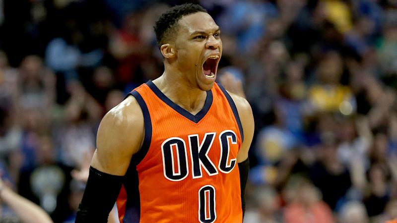 Thunder star Westbrook named NBA MVP after historic season