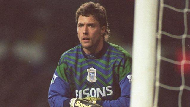 <p><strong>Premier League team at the time: Ipswich Town</strong></p> <br><p>The Canadian international keeper, who amassed 56 caps between 1998 and 2002, was the Tractor Boys' first choice stopper as they took part in the inaugural Premier League, having kept net during their Division Two title win the season prior.</p> <br><p>Forrest spent nearly a decade in the Premier League, featuring for both Chelsea and West Ham in addition to the East Anglian club, but he will be best remembered for picking the ball out of the back of the net on nine occasions, as part of Manchester United's record-breaking 9-0 win over Ipswich Town in 1995.</p>