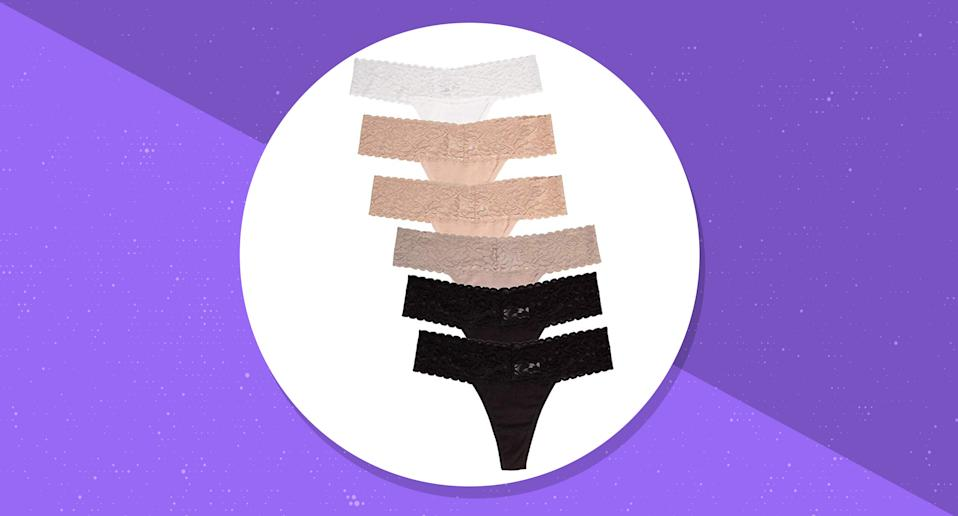 Forget name brands, these comfortable undies will change your life and save you money. (Photo: Amazon)