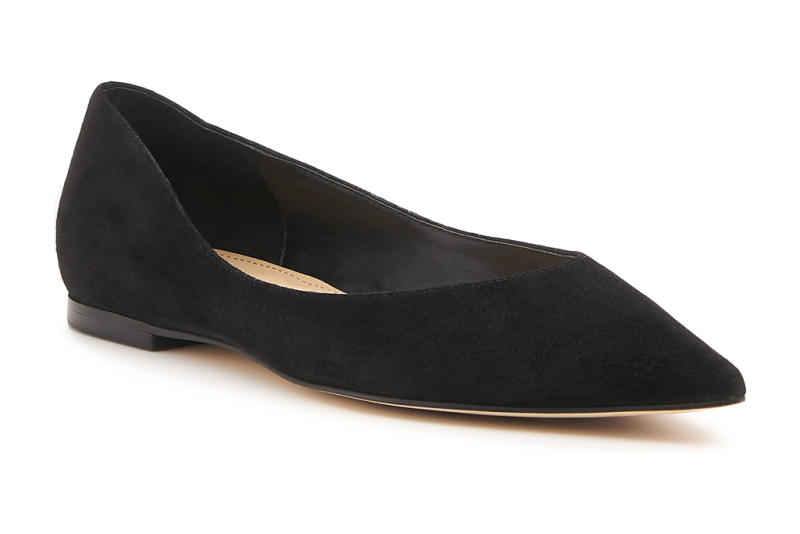 botkier, flats, pointed toe