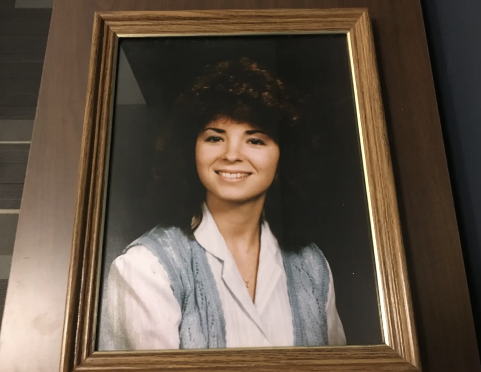 Tammy Tracey, who went missing in 1987.