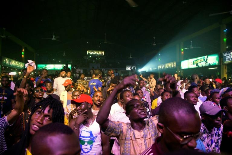 "Afrobeat fans gather for the week-long ""Felabration"" festival of Fela Kuti's life and work, held every year around the musician's birthday"