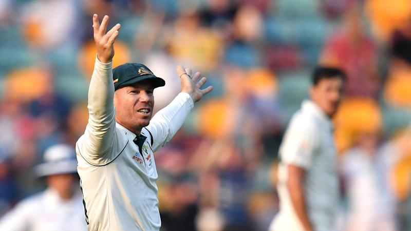 David Warner will be desperate to rediscover some Test form when Australia bat at the Gabba