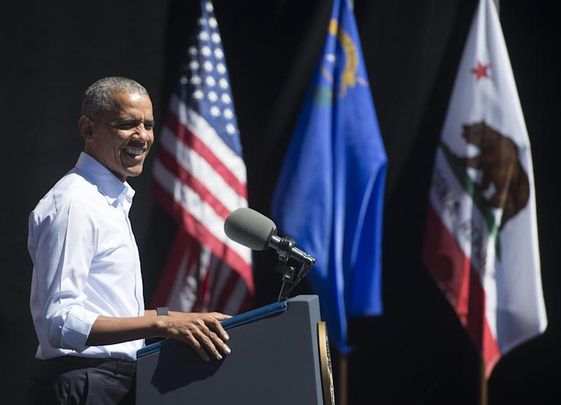Obama Links Conservation to Climate in Tahoe Speech