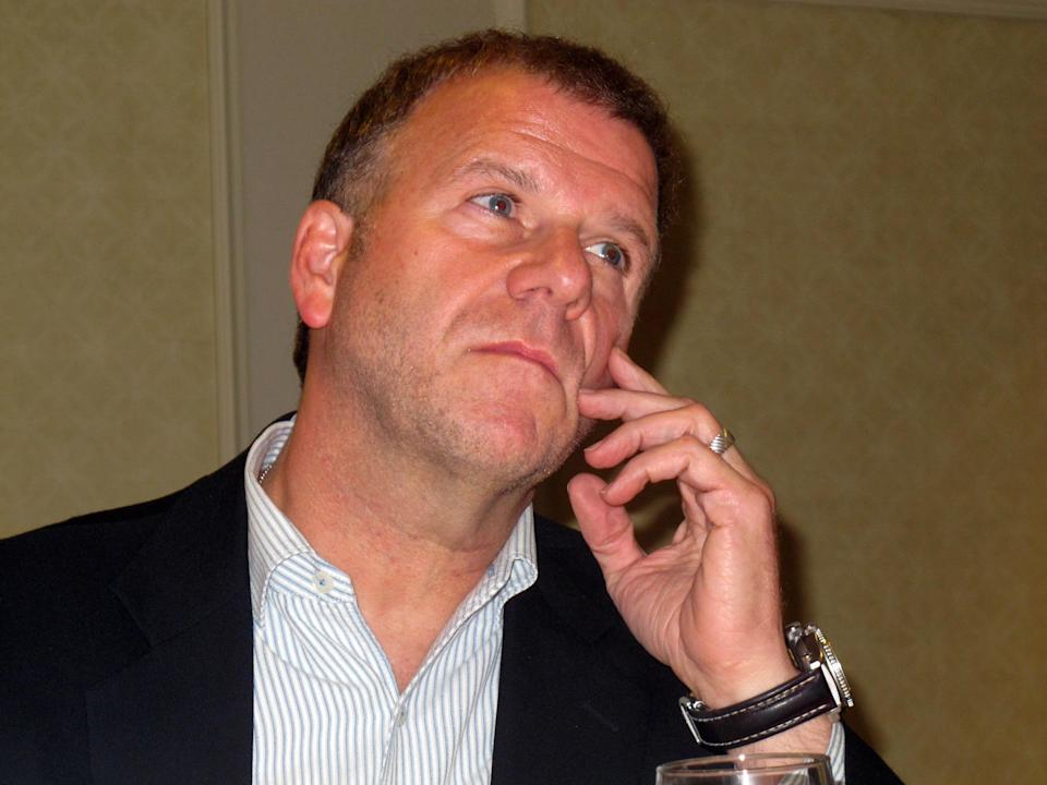 Houston billionaire Tilman Fertitta will reportedly buy the Houston Rockets for an NBA record $2.2 billion. (AP)