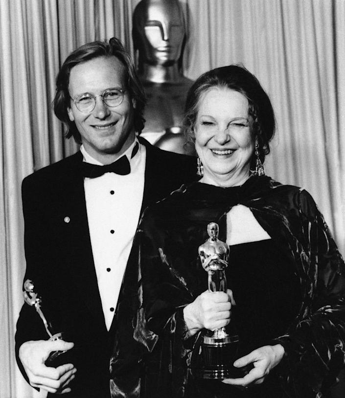 Geraldine Page, who won Oscar for best actress for The Trip to Bountiful