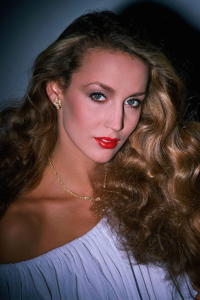 "<p>Jerry Hall personified '70s glamour and sex appeal with her thick flowing mane of blonde hair. Worn long and loose or beautifully barrel-curled, the Texan supermodel dedicated her Sunday nights to hair self-care using her mother's olive oil trick. ""I massage it in like my mother taught me, tuck my hair under a shower cap, tie a scarf over it, and leave it as long as I can,"" she  once said. ""Overnight is ideal, but it can stain pillowcases, so I tend to let it soak while watching a film before washing it out.""</p>"