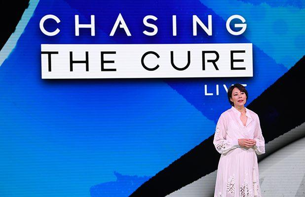How Ann Curry's 'Chasing the Cure' Aims to Crowdsource Health Solutions